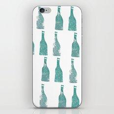 ten green bottles iPhone & iPod Skin