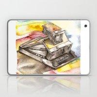 Vintage Gadget Series: P… Laptop & iPad Skin