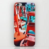 Buoy O'h Buoy iPhone & iPod Skin