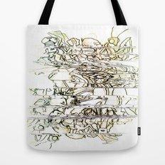 Autistic Remix #003 Tote Bag