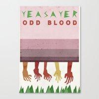Yeasayer Canvas Print