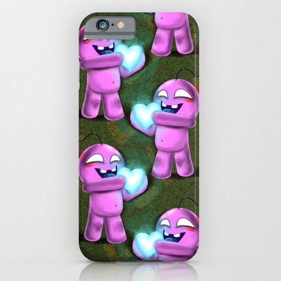 Valentine Bob iPhone & iPod Case