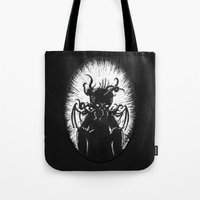 House In R'lyeh, Interio… Tote Bag