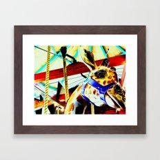 Carousel  1 Framed Art Print