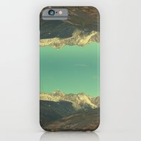 iPhone & iPod Case featuring good afternoon mountains by Pope Saint Victor