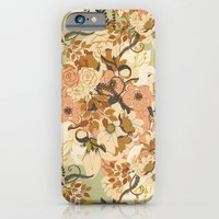 iPhone & iPod Case featuring Flowers by Nora