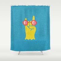 Soft Metal Shower Curtain