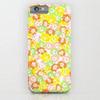 Morning Glory  - Sun Multi iPhone 6 Slim Case