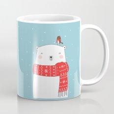 POLAR BEAR&LITTLE BIRD CHRISTMAS Mug