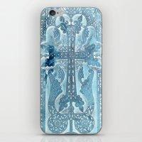 Celtic Blue - JUSTART © iPhone & iPod Skin