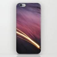 Lights In The Sky iPhone & iPod Skin