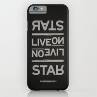 Palindrome: Rats Live On... iPhone 6 Slim Case