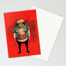 Ring Tosser of Marseille Stationery Cards