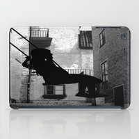 The swing (thinking) iPad Case