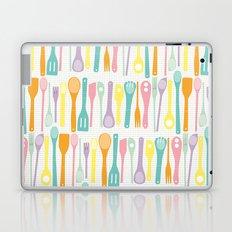 Candy Utensils Laptop & iPad Skin