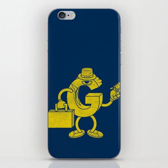 G-Man iPhone & iPod Skin