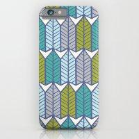Arboretum | Leafy Greens iPhone 6 Slim Case