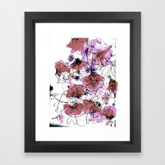 lilly Framed Art Print