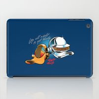 Up All Night To Get Duck… iPad Case