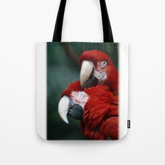 The color of love Tote Bag