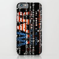 iPhone & iPod Case featuring Starr War by PsychoBudgie