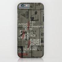 Make Love iPhone 6 Slim Case
