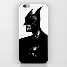 white knight iPhone & iPod Skin