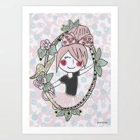 Little Dancer II Art Print