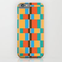 iPhone & iPod Case featuring color patterns by Caracheng