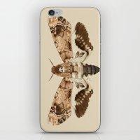 Acherontia Lachesis iPhone & iPod Skin