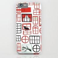 iPhone & iPod Case featuring Doors and Windows by AllisonBeilke