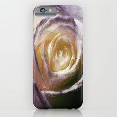 Abstract Rose Slim Case iPhone 6s