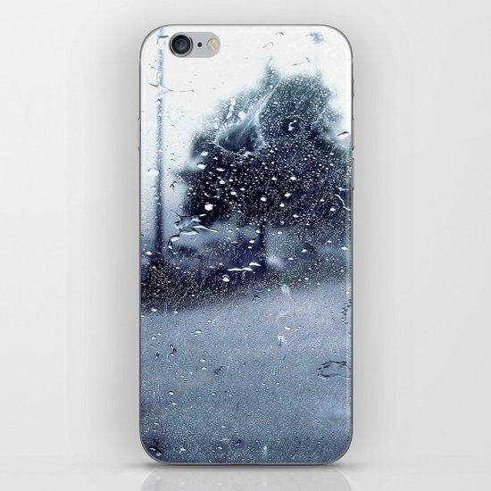 Seasons On Me  iPhone & iPod Skin