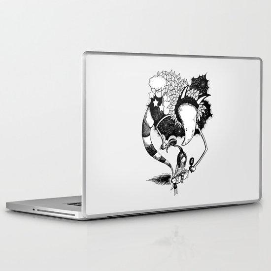 Imaginary Fiend Laptop & iPad Skin