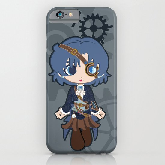 Steampunk Sailor Mercury iPhone & iPod Case