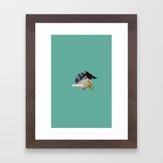 New and Charming Framed Art Print