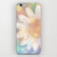 Birthday Flower iPhone & iPod Skin
