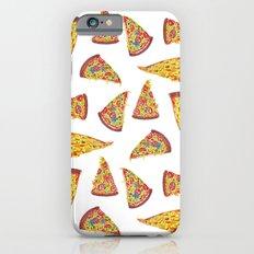 Pizza Pattern Slim Case iPhone 6s
