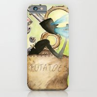 Potatoes iPhone 6 Slim Case