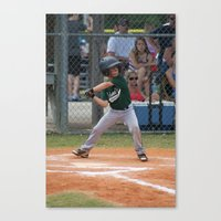 2012 Little League All-s… Canvas Print