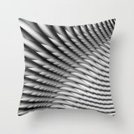 Wing Of An Angel Throw Pillow