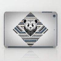 Indian Panda iPad Case