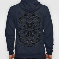 Arrow Tribe Black & White Hoody