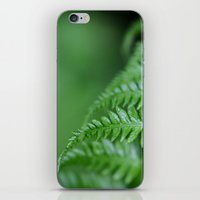 Fern Details iPhone & iPod Skin