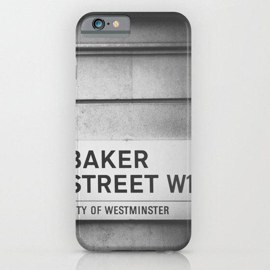 Oh, Sherlock! iPhone & iPod Case