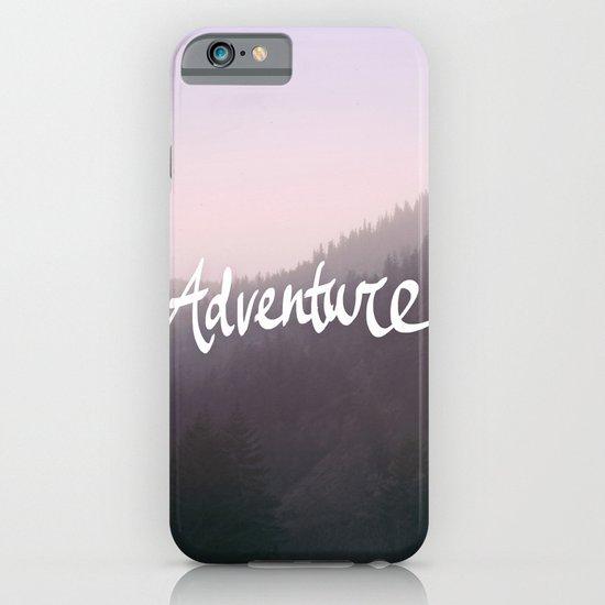Wild Adventure iPhone & iPod Case