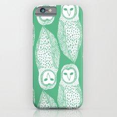 Owls Slim Case iPhone 6s
