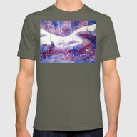 Cosmic Torso Mens Fitted Tee Lieutenant SMALL