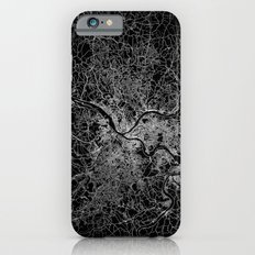 pittsburgh map Slim Case iPhone 6s