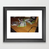 Doolittle Designs Framed Art Print